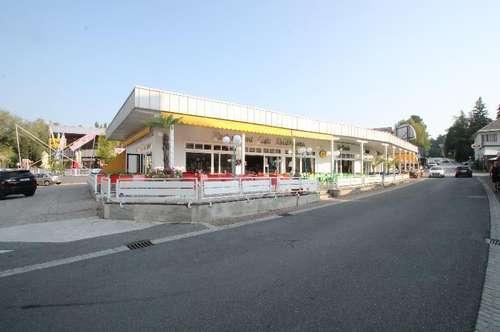 Cafe Restaurant, einmalige, hochfrequente Lage am Klopeinersee