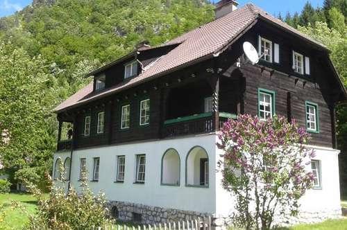50 m² Wohnung nähe Miklautzhof/Bad Eisenkappel mit Garage und großem Garten