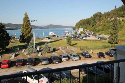 Vermietete Anlegerwohnung (Dachgeschoß) in Reifnitz am Wörthersee mit Seeblick