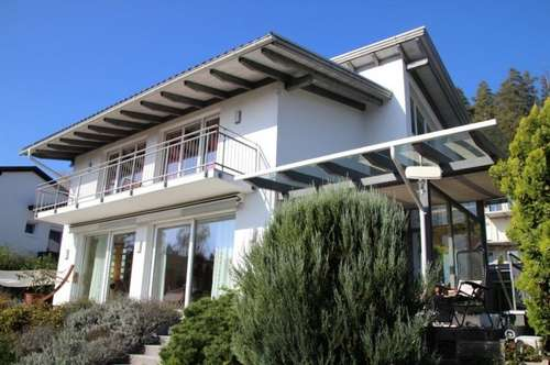 Wunderschönes Haus in Krumpendorf mit Panoramablick