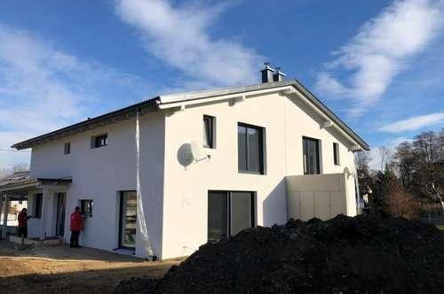 """Exclusives Doppelhaus als Eigentumsobjekt in Klagenfurt/Ebenthal """"BAUFERTIGSTELLUNG"""""""