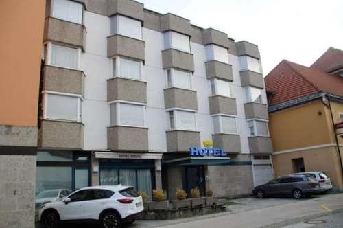 Stadthotel im Zentrum von Völkermarkt mit Entwicklungspotenzial (Nutzungsmöglichkeiten: Hotel, Appartements, Wohnungen etc.)