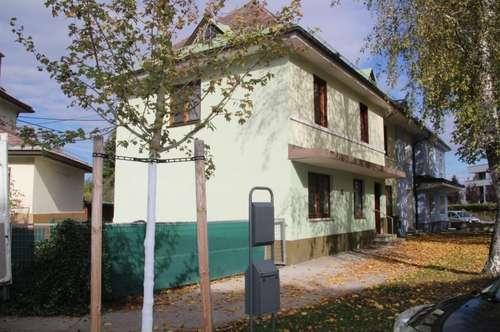 TOP LAGE IN KLAGENFURT:Mehrfamilienhaus am Fuße des Kreuzbergls mit Eigengarten und Terrasse
