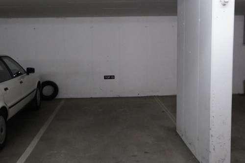 Parkplatz in der Tiefgarage zu vermieten