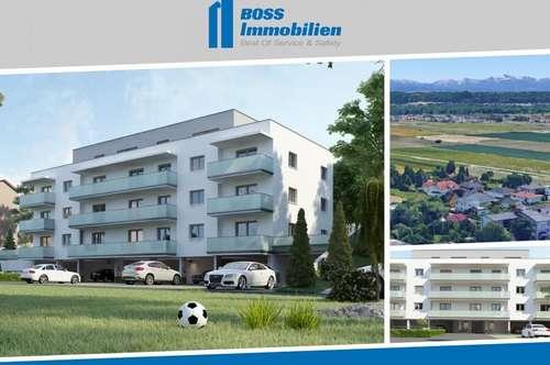 Alpenkino für 14 neue Eigentumswohnungen - Top 2