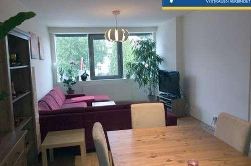 Geräumige 3-Zimmer Wohnung in zentraler Lage