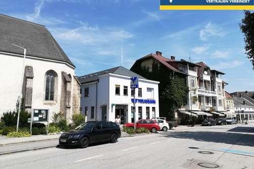 Investitionsobjekt Volksbankgebäude Pernitz