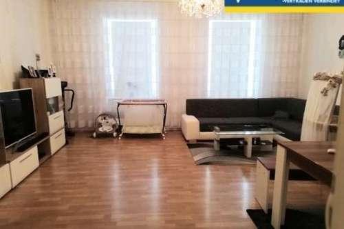 3-Zimmer Wohnung mit großem Hof