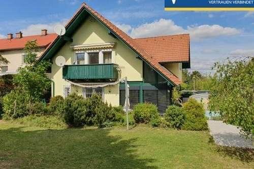 exklusive Villa mit Swimmingpool am Laaerberg!