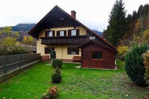 Einfamilienhaus in Kötschach