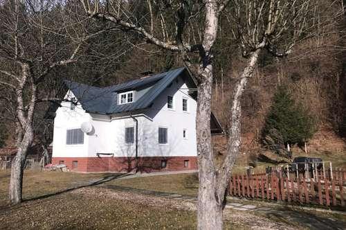 VERKAUFT! Wohnhaus in ruhiger Alleinlage in Hermagor