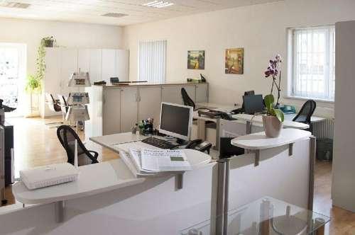 tolle Büroräumlichkeiten