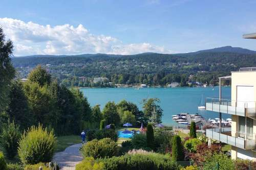 Seeappartment - Velden Südufer mit Fullservice