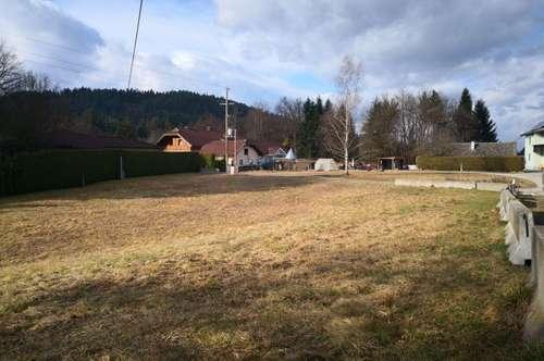 Tainach - sonniges und ruhiges Grundstück in idyllischer Lage
