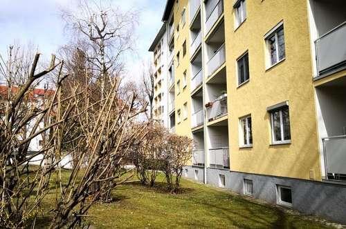 Gepflegte  3-Zimmerwohnung  Zentrum Khevenhüllerstrasse -
