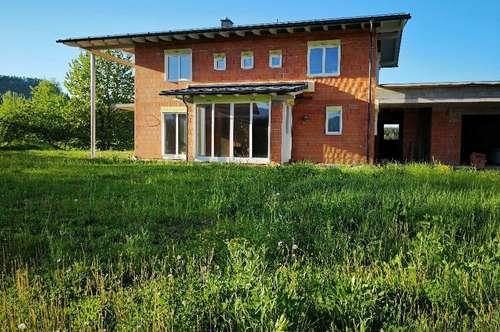 Einfamilienhaus im Rohbau Nähe Eberndorf