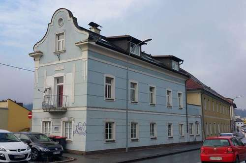Schöne Wohnungen und Geschäftsräumlichkeiten Feldkirchnerstraße