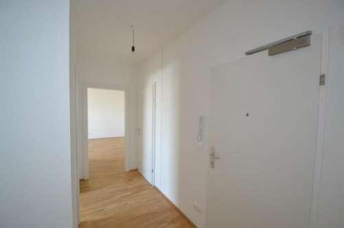 ERSTBEZUGSCHARAKTER - Zentrum - 63 m² - 3 Zimmer - Top Ausblick - 30 m² Südterrasse