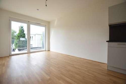 ERSTBEZUG - Gösting - 35m² - 2 Zimmer Wohnung - großer Balkon - inkl. TG Platz