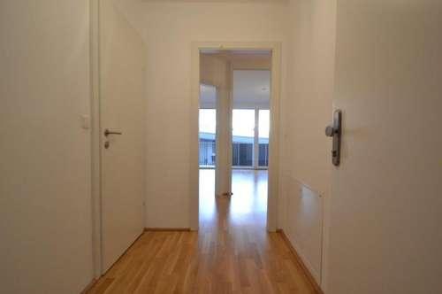 Liebenau - Neubau - 47m² - 2 Zimmer Wohnung - 13m² Westbalkon - Top Aufteilung