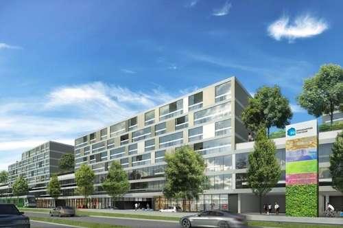 ERSTBEZUG - Brauquartier - Puntigam - 23m² - 1,5 Zimmer Wohnung - 9 m² Loggia/Wintergarten