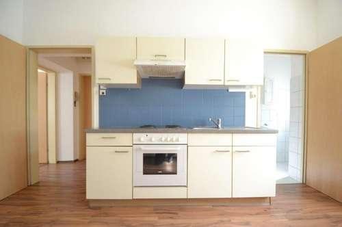 Eggenberg - 33 m² - 2 Zimmer - Tolle Singlewohnung in FH-Nähe - WOHNBEIHILFEFÄHIG
