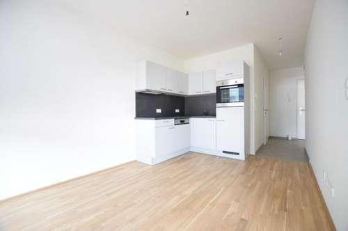 ERSTBEZUG - Gösting - 34m² - 2 Zimmer Wohnung - Top Singlewohnung - großer Balkon