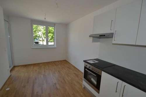 Neubau - Zentrum/Annenviertel - 41 m² - 2 Zimmer - Top Aufteilung - 6 m² Loggia