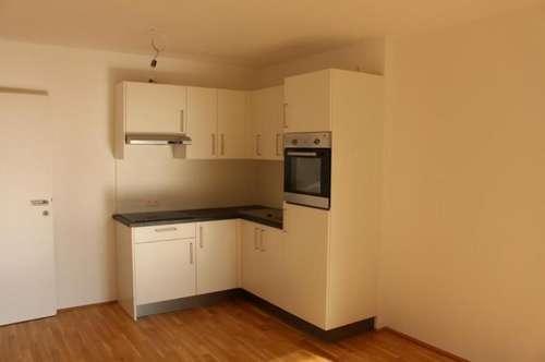 Neubau - Liebenau - 37m² - 2 Zimmer Wohnung - Terrasse mit Garten - tolle Singlewohnung