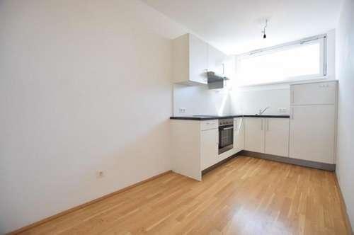 PROVISIONSFREI - Neubau - Liebenau - 47m² - 2 Zimmer Wohnung - 13m² Westbalkon - helle Pärchenwohnung