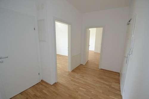 PROVISIONSFREI - ERSTBEZUGSCHARAKTER - Zentrum - 63 m² - 3 Zimmer - 20 m² Terrasse