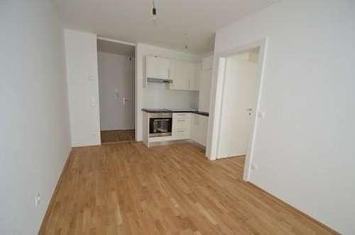 Zentrum - 35m² - 2 Zimmer - große Terrasse