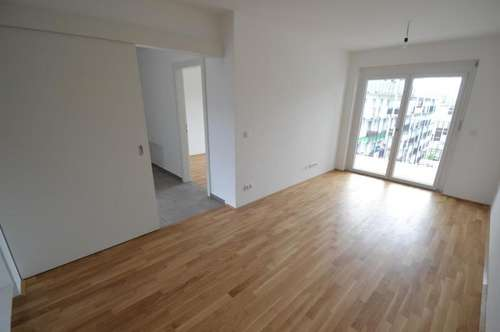 ERSTBEZUGSCHARAKTER - Brauquartier - Puntigam - 53m² - 3 Zimmer - Terrasse und Eigengarten