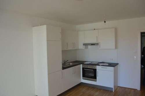 ERSTBEZUGSCHARAKTER - Liebenau - 52m² - 3 Zimmer Wohnung - Top Aufteilung - 15m² Balkon