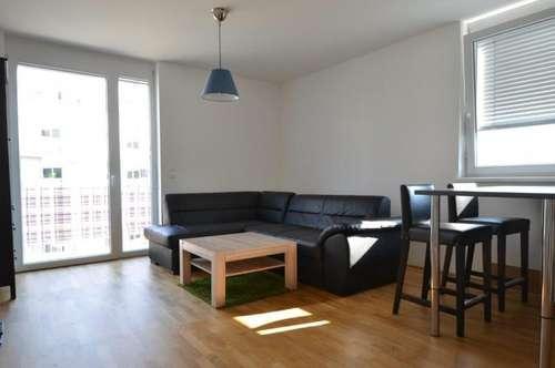 ERSTBEZUGSCHARAKTER - Annenviertel - 46m² - 2 Zimmer - großer Balkon
