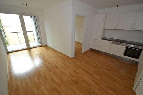 PROVISIONSFREI für den Mieter - Geidorf - 45m² - 2 Zimmer - Loggia - TOP Ausstattung