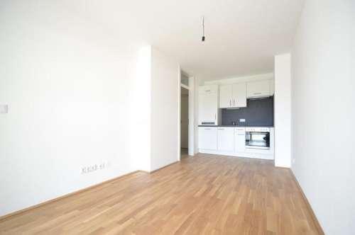 Puntigam - Brauquartier - 35m² - 2 Zimmer - Singlewohnung - 13m² Wintergarten