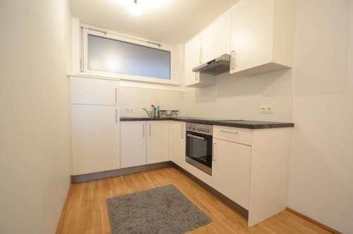 ERSTBEZUGSCHARAKTER - Liebenau - 47m² - 2 Zimmer - ideale Pärchenwohnung - 13m² Westbalkon