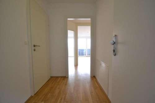 ERSTBEZUGSCHARAKTER - Liebenau - 47m² - gut aufgeteilte 2 Zimmer Wohnung - großer Balkon