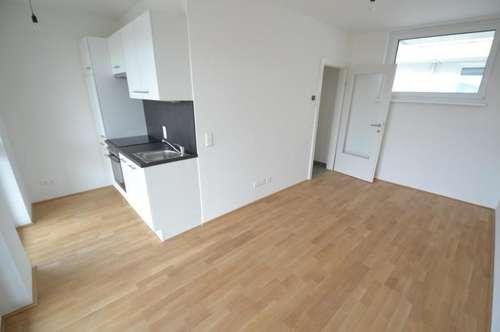 ERSTBEZUG - Jakomini - 35m² - 2 Zimmer Wohnung - großer Balkon - inkl. Carport-Parkplatz
