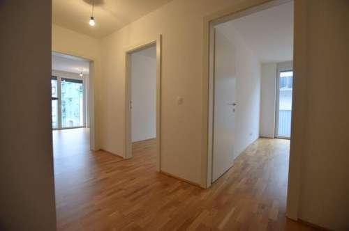 ERSTBEZUGSCHARAKTER - Zentrum - 72 m² - 3 Zimmer - 2 große Balkone - Top Raumaufteilung