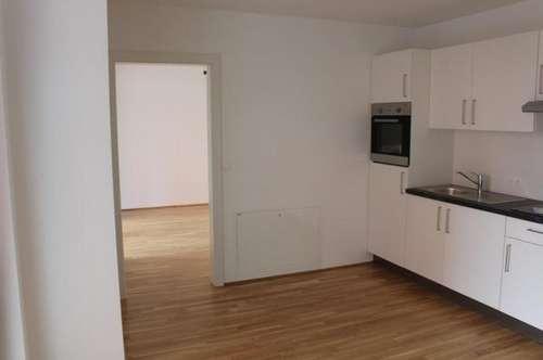 Liebenau - Neubau - 35m² - 2 Zimmer Wohnung - großer Balkon - Südausrichtung
