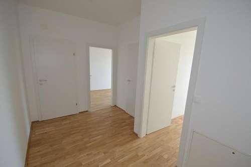 ERSTBEZUGSCHARAKTER - Zentrum - 63 m² - 3 Zimmer - Top Ausblick - 20 m² Süd-Terrasse