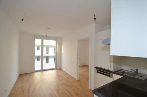 Neubau - Annenviertel - 35m² - 2 Zimmer - großer Balkon - ideal für Studenten und Singles