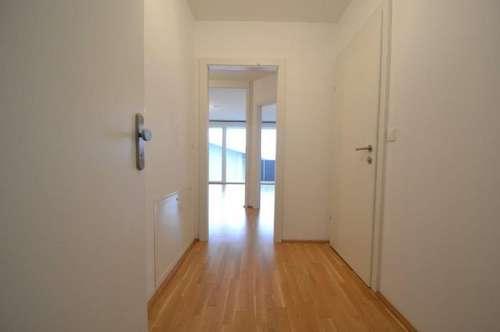 Liebenau - Neubau - 47m² - 2 Zimmer Wohnung - 13m² Westbalkon - nähe Stadion