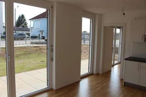 Liebenau - 36m² - 2 Zimmer Wohnung - Neubau - Terrassenwohnung mit Garten - Südausrichtung
