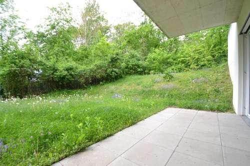 Ries - LKH-Nähe - 58m² - herrliche Grünlage - neuwertig - 3-Zimmer-Gartenwohnung