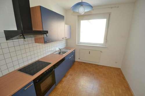 Straßgang - 2 Zimmerwohnung mit Südbalkon - extra Küche - Top Zustand - wohnbeihilfenfähig