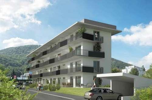 ERSTBEZUG - Gösting - 35m² - 2 Zimmer Wohnung - Tolle Singlewohnung - 9m² Terrasse plus Eigengarten