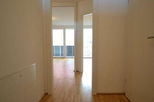 Liebenau - 47m² - 2 Zimmer Wohnung - Neubau - tolle Aufteilung - 13m² Süd-Balkon
